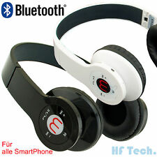 Universale Bluetooth Cuffie Stereo senza Fili MP3 Smarphone Portatile Mobile