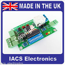 IACS 1 Channel 10A Timer Relay Beam Board Infrared Laser Door Sensor Security