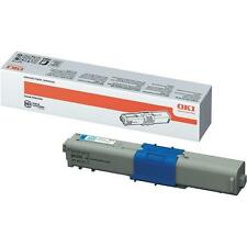 BRAND NEW GENUINE OKI 44469724 CYAN HIGH CAPACITY LASER TONER CARTRIDGE