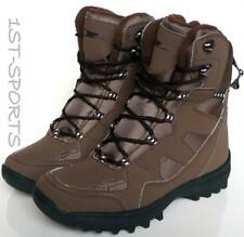 WOMENS WINTER BOOTS FLEECE LINED BROWN, SNOW, BOOTS, SHOES, UK SIZE 4 - 5