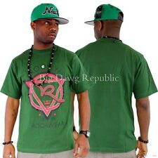"""ROCAWEAR """"ALL SEEN"""" T-SHIRT UOMINI RAGAZZI TIME IS HIP HOP MONEY JAY Z"""