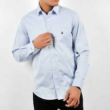 Lp Young Blue Colour Cotton Fabric Casual Shirts For Men (LYSF314S08442)