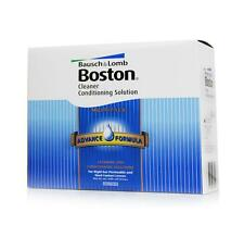 New Bausch & Lomb Boston Cleaner Conditioning Solution Advance Formula Multipack