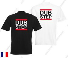 T-SHIRT DUBSTEP DUB STEP MUSIQUE ELECTRONIQUE ELECTRO EDM DJ CLUB S M L XL