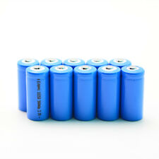 18350 Battery Rechargeable Lithium Li-on 900mAh 3.7v ICR