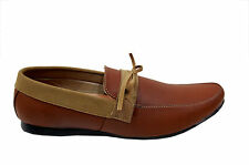 FASHION BRANDED CASUAL LOAFERS IN TAN COLORS MRP 1499 30% DISCOUNT 1049