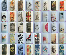 Fashion Pattern Paint Hard Case Cover For Apple iPhone 6