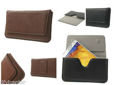 Magnetic Textured Leather Holster Case loop belt # PARA < FEITENG H7189