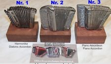 SOUVENIR Akkordeon, Harmonika, Acordeon, Accordion (Diatonic, Button, Piano)