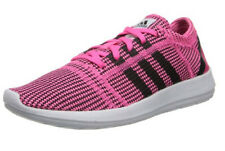 Adidas Running Element Refine Tricot Womens Trainers Shoes Pink Black UK 5 to 8