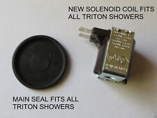 TRITON ELECTRIC SHOWER NO WATER?  REPAIR KIT  YOU CAN REPAIR YOUR OWN SHOWER