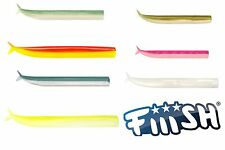 Fiiish Crazy Eel - Spare Bodies - All Colours - All Sizes