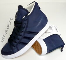 ADIDAS ORIGINALS WOMENS TRAINERS, SHOES, HONEY MID ZIP W UK UK 4.5 to 7.5 BLUE
