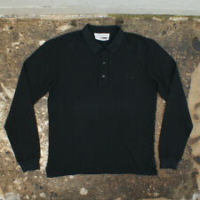 NEW Yves Saint Laurent Black Polo T-Shirt GENUINE RRP: £310 BNWT