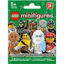 LEGO Series 11 Minifigures Choose Mini Figure or Random Mystery Bag 71002