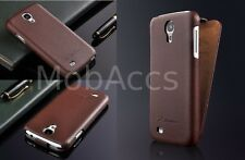 GENUINE PREMIUM LEATHER FASHION ULTRA SLIM THIN CASE FOR SAMSUNG GALAXY S4 i9500