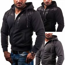 BOLF Cromns T802 Hooded Pullover Sweat Jacket Men's Hoodie SALE 1A1 Sweatshirt
