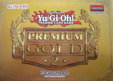 YU-GI-OH PREMIUM GOLD 2 - GOLD RARE CARDS *PGL2* CARD NUMBERS 061 - 091 MINT