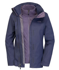 The North Face Womens Evolve 2 Triclimate Jacket / Waterproof / Fleece Inside