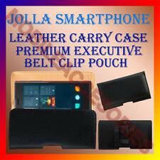 ACM-BELT CASE for JOLLA SMARTPHONE MOBILE LEATHER POUCH PREMIUM COVER HOLDER NEW