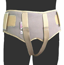 Inguinal Hernia Support Belt For Inguinal Hernia Truss Brace with 2 pressure pad