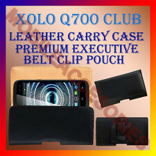 ACM-BELT CASE for XOLO Q700 CLUB MOBILE LEATHER POUCH COVER CLIP HOLDER PROTECT