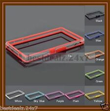 New Transparent Sides Protective Bumper Frame Case for Sony Xperia Z L36H