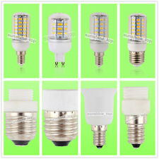High Power G9/E14/E27 SMD 5730 Chip LED Licht Lampe Birne 4.5/5/5.5/6W Adapter