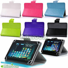 COVER CUSTODIA UNIVERSALE CON STAND PER TABLET TAB IPAD MINI 7 / 8 / 10 POLLICI