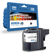 COMPATIBLE LC227XLBK HIGH CAPACITY BLACK INK CARTRIDGE FOR BROTHER PRINTERS