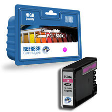 COMPATIBLE PGI-1500XLM MAGENTA INK CARTRIDGE FOR CANON MAXIFY PRINTER 9194B001AA