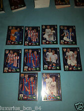 ADRENALYN XL 2015 BBVA DUOS IMPARABLES -- DOUBLE CARD STAR LIGA 14/15 PANINI