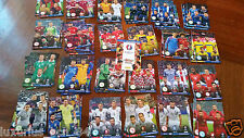 ADRENALYN ROAD EURO 2016 LIMITED EDITION SET LINE UP DEFENSIVE ROCK GAME CHANGER