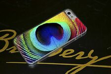 Peacock Feather Pattern Beautiful Phone Case Fits iPhone 4 4s 5 5s 5c 6