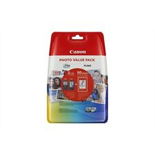 GENUINE CANON PG-540XL CL-541XL HIGH CAPACITY BLACK & COLOUR INK CARTRIDGES PACK
