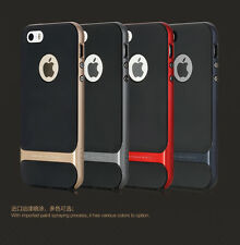 Original Rock Royce Premium Hybrid TPU+PC back Case Cover Apple iPhone 5,5s
