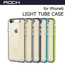 ROCK Light Tube Series Premium Transparent Back Cover for Apple iPhone 6 / 6S