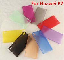 Huawei Ascend P7 COVER ULTRA SOTTILE 0.3MM CUSTODIA BUMPER SLIM CASE THIN