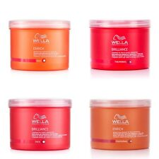 Wella Brilliance Mask Wella Professionals Enrich Fine/Normal Thick Mask 500 ml
