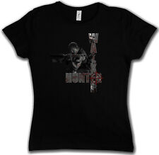 HUNTER DARYL DIXON GIRLIE CAMISA - The Walking TV Serie Michonne Zombie Dead