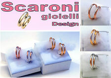 Coppia Fedi Nuziali - Francesina - Scaroni Gioielli Design - Together for Life