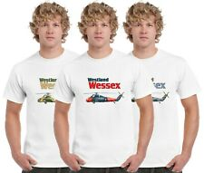 Westland Wessex Helicopter T Shirt