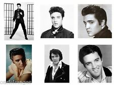 ELVIS PRESLEY photoprint,iron on transfer or sticker, 12 choices of picture