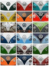 Mens T-Shirt, VW Camper Van Fronts, Ideal Gift or Birthday Present.