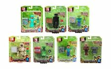 Minecraft 7.6cm Action Figures Golem Diamante Steve Zombie Creeper Alex Ragno