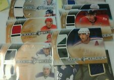 2011-12 11/12 UD SPx Game Jersey Winning Combos Rookie Materials U Pick Lot