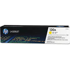 GENUINE HP HEWLETT PACKARD CF352A / 130A YELLOW LASER PRINTER TONER CARTRIDGE