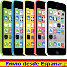 Telefono Movil Original Apple iPhone 5c, 5 Colores Libre de fabrica Nuevo OUTLET