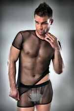 Sexy Men Lingerie Sexy Lingerie Black men Underwear GoGo Clubwear Fetish