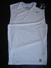 Nike Pro Combat Core Tight Crew Compression T Shirt Vest Top Base Layer  XXL NEW